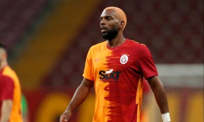 Babel ile Diagne yeniden Galatasaray formasını giydi