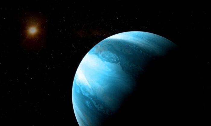 Bilim insanları, sıcaktan demirin buharlaştığı bir öte gezegen keşfetti