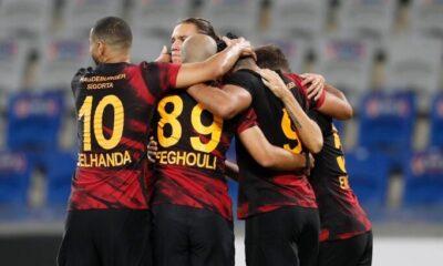 Galatasaray, Başakşehir şanssızlığını kırdı!