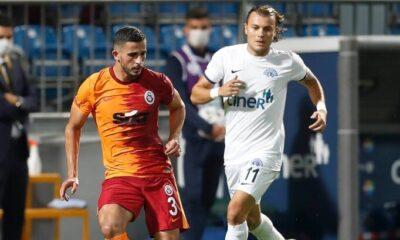 Galatasaray'da Omar Elabdellaoui belirsizliği