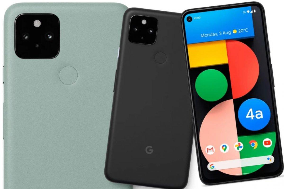 Google, yeni amiral gemisi modeli Pixel 5'i tanıttı: İşte fiyatı ve özellikleri