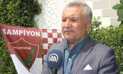 """Hatayspor'da transfer açıklaması; """"600 futbolcuyu inceledik"""""""