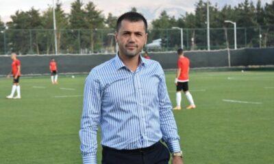 """Hüseyin Üneş: """"Erzurumspor bu sene düşme korkusu yaşamayacak"""""""