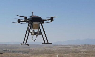İngiltere Savunma Bakanlığı, iç mekanlarda kullanılacak silahlı drone geliştiriyor