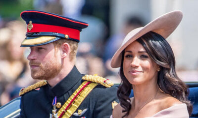 Kraliyet ailesi bitti şimdi sıra Hollywood'da