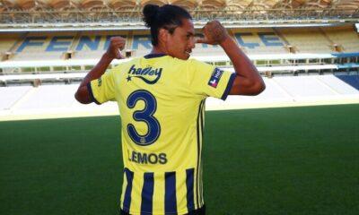 Mauricio Lemos'un referansı Diego Lugano'dan