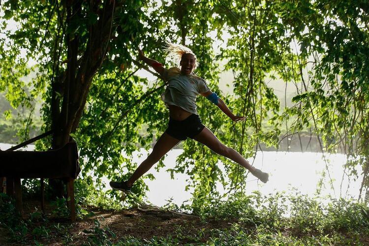 Mert Öcal ile arasında ne yaşandı? Survivor Evrim ilk kez bu kadar net konuştu!