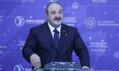 Sanayi ve Teknoloji Bakanı Mustafa Varank: Antarktika'da kalıcı üs kuruyoruz