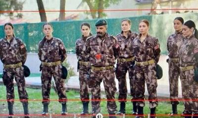 7 kadın kahraman