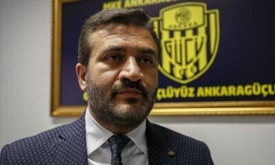 Ankaragücü'den yeni teknik direktör açıklaması