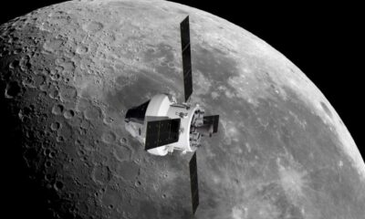 Astronotları Ay'a götürecek araçtan yeni fotoğraf