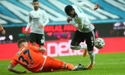 Beşiktaş'ta Georges-Kevin N'Koudou sevinci