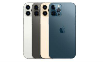 Çin'de bir kargo görevlisi 14 adet iPhone 12 Pro Max çaldı