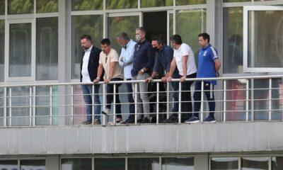 Fenerbahçe Başkanı Ali Koç'tan derbi için motivasyon konuşması!