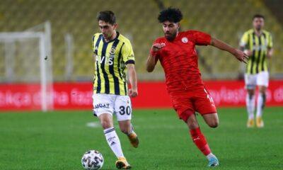 Fenerbahçe'de Ömer Faruk, bekleneni veremedi!