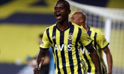 Fenerbahçe'den Samatta için sakatlık açıklaması