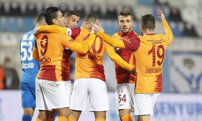 Galatasaray, Ankaragücü'ne karşı çok üstün!
