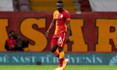 Galatasaray'da Etebo şoku yaşanıyor