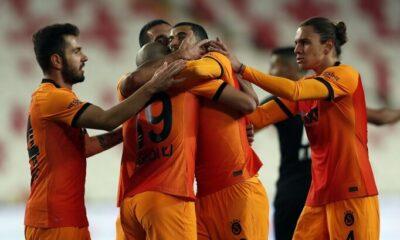 Galatasaray – Kayserispor: Muhtemel 11'ler