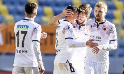 Gençlerbirliği kupada tek golle tur atladı
