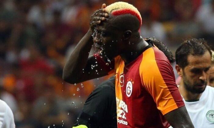 Mbaye Diagne'de ışık gözükmüyor
