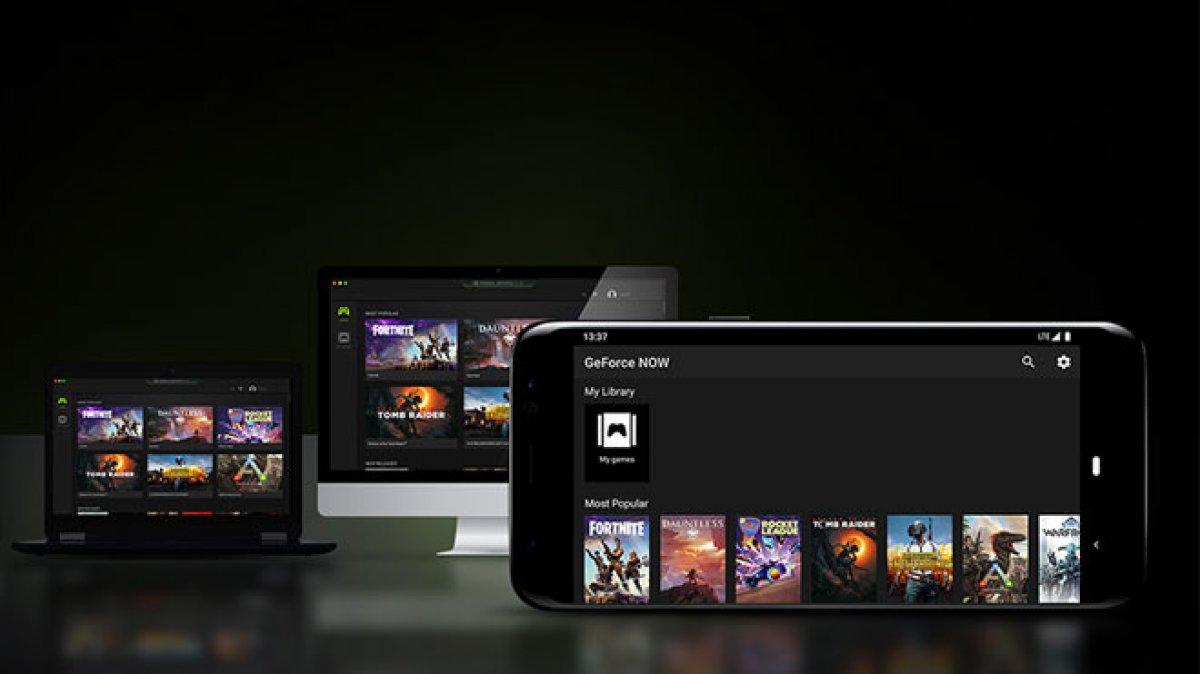 Nvidia GeForce Now, iOS cihazları için kullanıma sunuldu