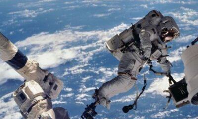 Rus kozmonotlar, Rus laboratuvarının hazırlıkları için uzay yürüyüşüne çıktı