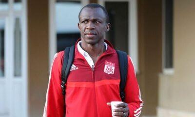 Sivasspor'un 'Dede'si Arouna Kone 37 yaşına girdi