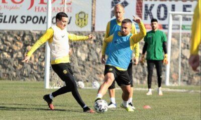 Yeni Malatyaspor'da Etimesgut Belediyespor maçı hazırlıkları