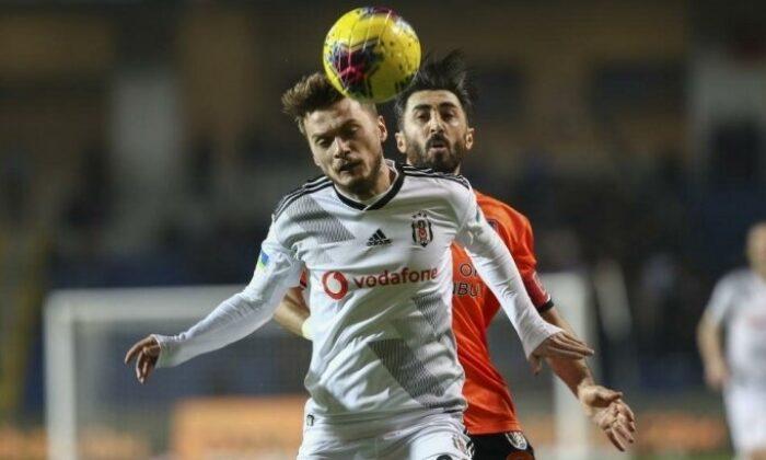 """Beşiktaş'ın """"kabusu"""" Medipol Başakşehir"""
