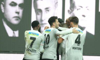 Beşiktaş, seriyi 3 maça çıkardı