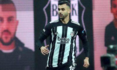 Beşiktaş'ta Rachid Ghezzal sakatlandı