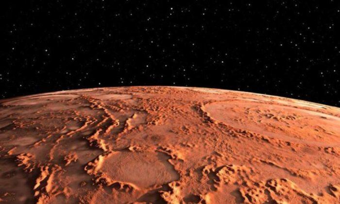 Bilim insanları: Canlılar Mars'ın yüzeyinde değil altında yaşadı