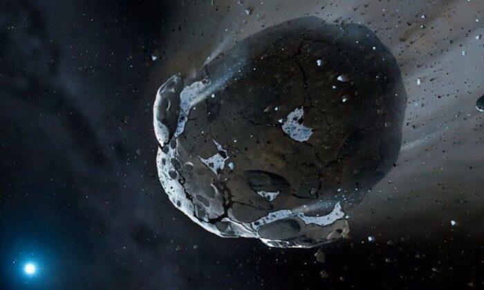 Bilim insanları erken fark edemedi: Göktaşı Dünya'ya teğet geçti