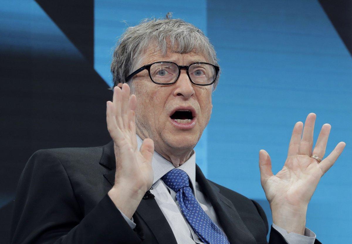 Bill Gates, maske takmayanları nüdistlere benzetti #1