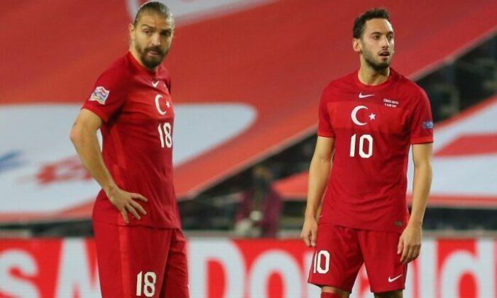 """Caner Erkin: """"EURO2020'de olmalıyım"""""""