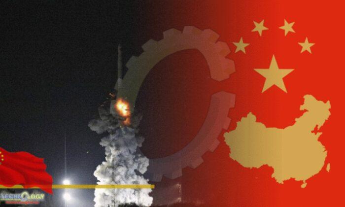 Çin, uzayda dalga takibi yapacak uydularını fırlattı