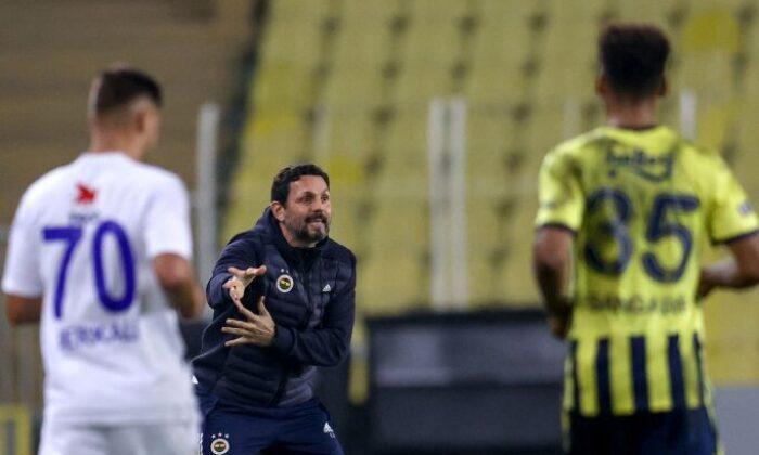 """Erol Bulut: """"Bir golümüz verilmedi"""""""