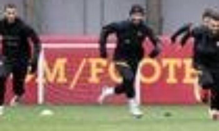 Galatasaray antrenmanı (12 Aralık)