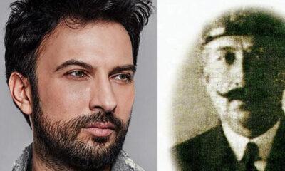 Gazi Üsteğmen Ali Dursun Tevetoğlu, Tarkan'ın büyük dedesi çıktı!