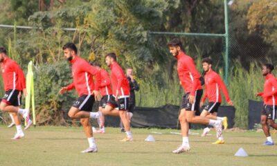 Hatayspor'da 1 futbolcu koronavirüse yakalandı