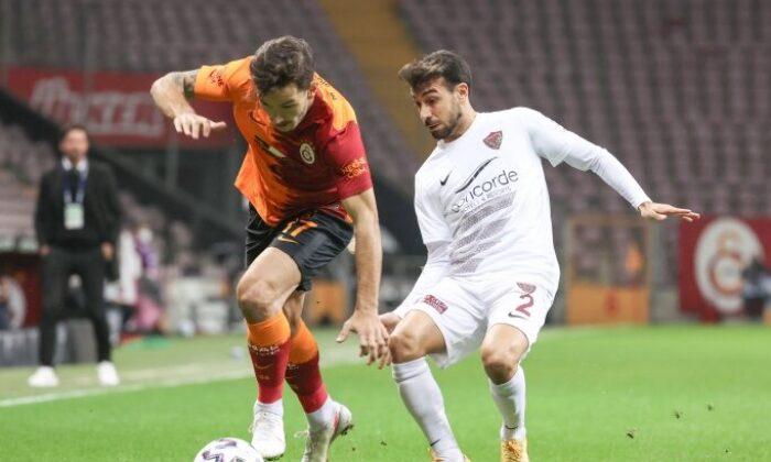 """Hatayspor'da Mustafa Özat: """"Amacımız ilk 10'a girmek"""""""