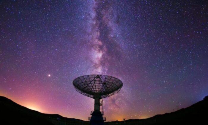 İlk defa Güneş sistemi dışından gelen bir radyo dalgası tespit edildi