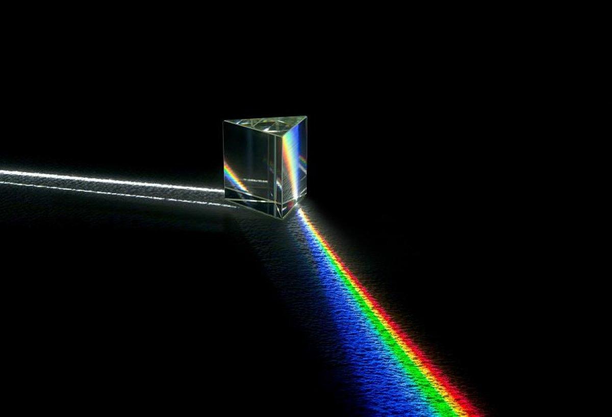 İnsan gözünün göremediği renkleri algılayan teknoloji