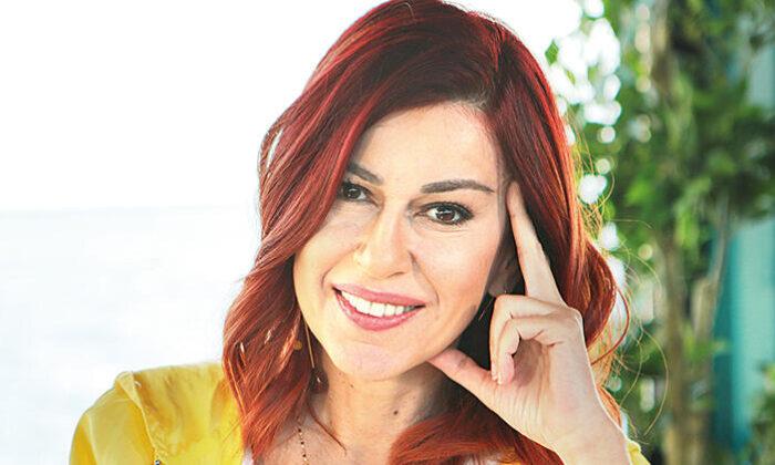 İpek Tuzcuoğlu:Gözlerim bana güven veriyor.