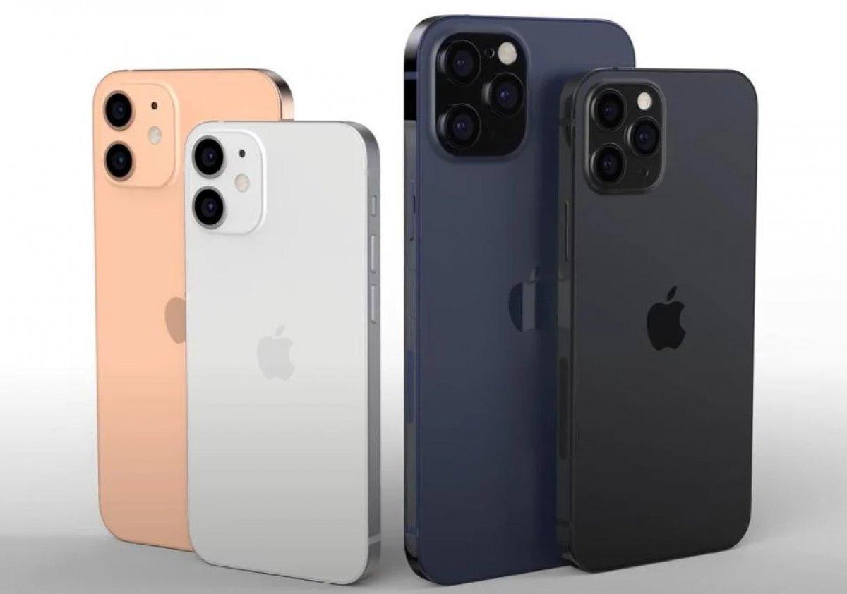 iPhone 12 ve iPhone 12 Pro Türkiye'de ön siparişe açıldı: İşte fiyatlar