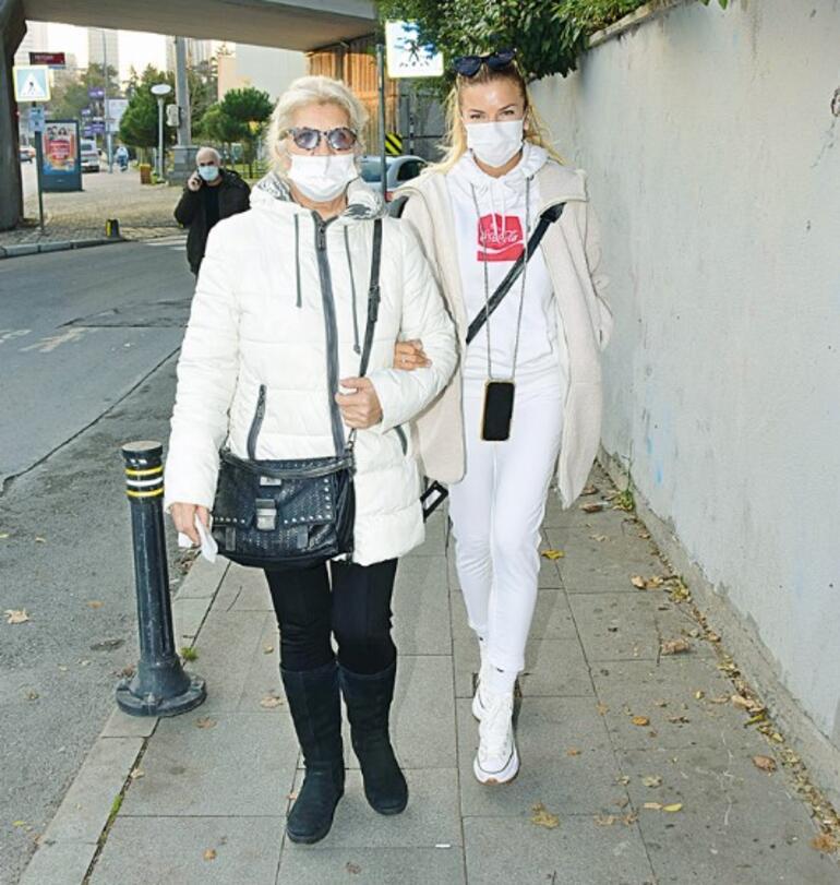 Ivana Sert, Sırbistana gitmeden önce alışveriş
