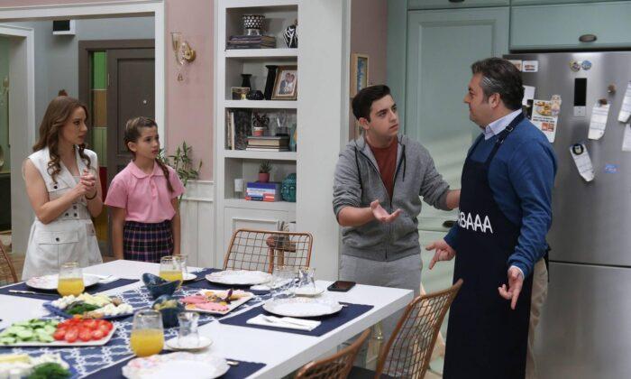 İyi Aile Babası 2. yeni bölüm fragmanı izle – İyi Aile Babası yeni bölümde evde cümbüş başlıyor…