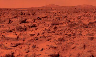 Mars'ın tuzlu suyundan oksijen ve yakıt üretecek teknoloji geliştirildi