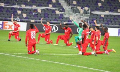 Sivasspor, 3 yedek isimle Maccabi maçına çıktı